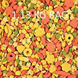 KAYTEE EXACT RAINBOW PARROT & CONURES COMPLETE EXTRUDED PARROT FOOD BISCUIT 1.13KG / 2.5LB WEIGH OUT BAG