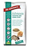 Mr Johnson's Advance Hamster and Gerbil Food, 750 g