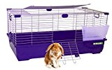 HERITAGE RABBIT CAGE 100 CM INDOOR LARGE BUNNY HUTCH GUINEA PIG CAGES VRB-100