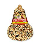 GLOBAL HARVEST FOODS LTD - Wild Bird Food, Seed Bell, 16-oz.