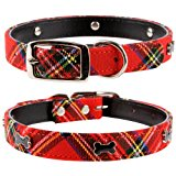 Pet Palace® RED Tartan Plaid