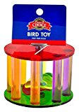 Great Choice Plastic Wheel On Cage Carousel Bird Toy by GRREAT CHOICE