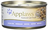 Applaws Cat Food Ocean Fish Can 24 x 70 g