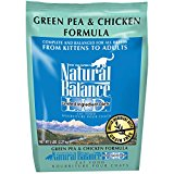 Natural Balance Pet Food L.I.D. Dry Cat Food Green Pea and Chicken -- 5 lbs