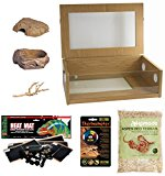 Corn Snake Starter Kit - Medium Vivarium (24