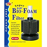 OCEAN FREE AQUARIUM FISH TANK BIO FOAM SPONGE FILTER DISCUS BREEDING SMALL FRY FILTRATION (BF-Baby)