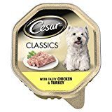 Cesar Classics Wet Dog Food with Chicken and Turkey 150g - 1 pack