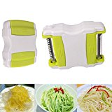 Multifunction Vegetable Fruit Spiral Cutter Slicer Kitchen Tool