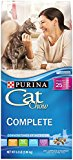 Purina Cat Chow Dry Cat Food, Complete, 6.3 Pound Bag