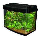 Interpet AMA0380 Fish Pod Glass Aquarium Fish Tank - 64 L
