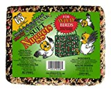 C & S PRODUCTS CO INC - Fruit & Nut Bird Food Snak With Suet Nuggets, 2-1/4-Lb.