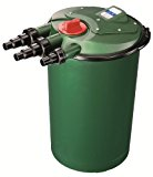 Fish Mate 15000 Pressurised Bio Pond Filter with Powerclenz