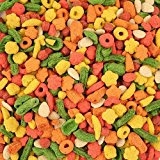 KAYTEE CHUNKY LARGE PARROT AFRICAN GREY MACAW COMPLETE EXTRUDED PARROT FOOD 1.13KG WEIGH OUT BAG