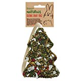 Rosewood Naturals Festive Fruit Tree for Small Animals