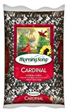 Morning Song 1022315 Cardinal Wild Bird Food, 5Pound