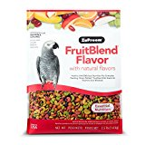ZuPreem Fruit Blend Medium Large Parrot 1.59kg