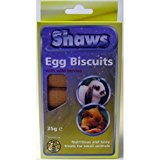 Shaw's Wildberry Egg Biscuit (Small Animal) 35g