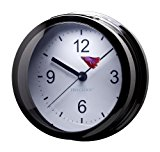Aquavista Betta Fish Clock Aquarium, Pearl Black
