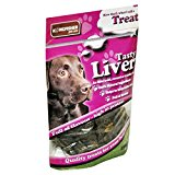 Dog Treats - 2 pack (Liver Bite)