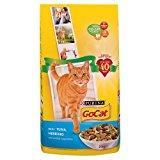 Go Cat Tuna, Herring & Veg Dry Cat Food 2kg