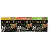 Encore Cat Food Pate Mixed Selection, 6 x 100g