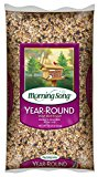 Morning Song 1022149 YearRound Wild Bird Food Bag, 10Pound