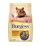 Burgess Dwarf Hamster Harvest Complete Food Mix 750g