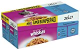 Whiskas Fisherman's Choice in Jelly Pouches 48 x 100 g