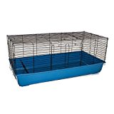 Marko Pet Accessories Rabbit Cage Guinea Pig Hutch Indoor Pet Small Animal House Home Bunny Pen (120cm)