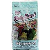 Pretty Bird Daily Select Bird Food Medium Parrot 1.36kg