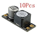 10Pcs L-C Power Filter-2A RTF LC-FILTER (3AMP 2-4S) LC Module Lllustrated Eliminate Moire Video Signal Filtering
