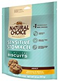 Natural Choice Dog All Natural Sensitive Stomach Biscuits Chicken And Whole Brown Rice Recipe, 32-Ounce