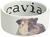 Beeztees Ceramic Bowl Snapshot Guinea Pig, 10 x 4 cm