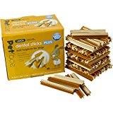 Dog Treats Daily Dental Sticks 56 Dog Chews by Petface (Small)