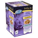 HiLife Indulge Me! Cat Food Flaked Tuna in Jelly Combination, Pack of 3