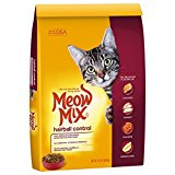 Meow Mix Hairball Control Dry Cat Food, 14.2-Pound by Meow Mix