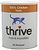 Thrive Cat 100% Chicken Treats MaxiTube - 200g