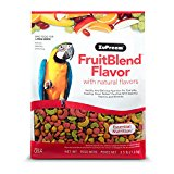 ZuPreem Fruit Blend Large Parrot 1.59kg