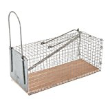 Fixman 197512 Mouse Cage Trap, 250 x 90 x 90 mm