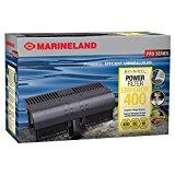 Marinelane PF0400B Emperor 400 Pro Series Bio-wheel Power Filter - Up to 80 gallon, Rite Size E, by MarineLand