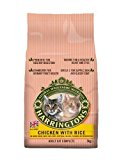 Harringtons Chicken and Rice Complete Cat Dry Food, Natural Wholesome Nutrition, 2kg