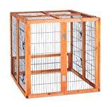 Prevue Hendryx 460PEN Pet Products Rabbit Playpen, Small