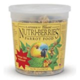 Lafeber Nutri-Berries Original - 340g - Complete Parrot Food