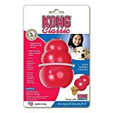 KONG Classic Dog Toy - Large, Red