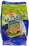 Bonanza Gourmet Diet Bird Food For Parakeets-4LB PARAKEET FOOD