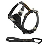 Kurgo Enhanced Tru-Fit Harness, Medium, Black