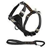 Kurgo Enhanced Tru-Fit Harness, Medium, Black