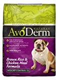 AvoDerm Natural Chicken and Rice Weight Control Dry Dog Food, 6.3 kg