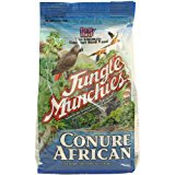 Jungle Munchies Parrot Bird Food Conure African 1.36kg