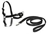 PetSafe Easy Walk Harness - Medium - Black & Grey